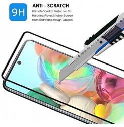 10104 - 3D стъклен протектор за целия дисплей Xiaomi Redmi Note 9S / 9 Pro / Max