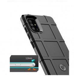 1014 - MadPhone Shield силиконов калъф за Samsung Galaxy A51