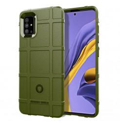 1019 - MadPhone Shield силиконов калъф за Samsung Galaxy A51