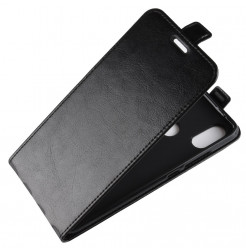 10197 - MadPhone Flip кожен калъф за Xiaomi Mi A2