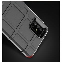 1022 - MadPhone Shield силиконов калъф за Samsung Galaxy A51