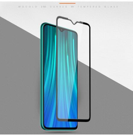 10234 - 3D стъклен протектор за целия дисплей Xiaomi Redmi Note 8 Pro