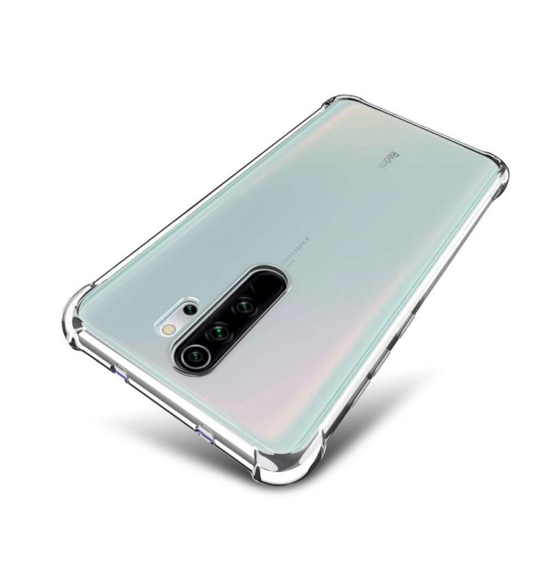 10271 - MadPhone удароустойчив силиконов калъф за Xiaomi Redmi Note 8 Pro