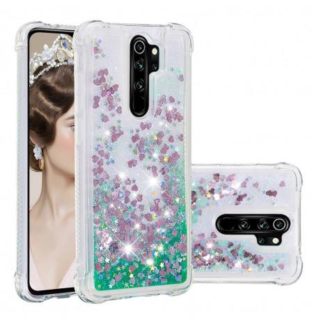 10340 - MadPhone Glitter кейс за Xiaomi Redmi Note 8 Pro