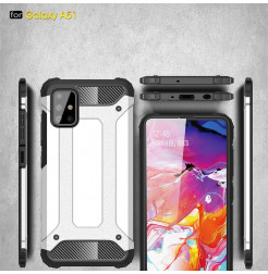 1036 - MadPhone Armor хибриден калъф за Samsung Galaxy A51