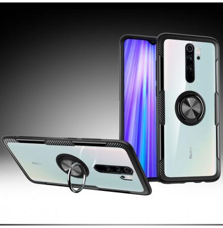 10442 - MadPhone Ring Case кейс със стойка за Xiaomi Redmi Note 8 Pro