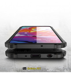 1048 - MadPhone Armor хибриден калъф за Samsung Galaxy A51