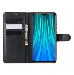 10500 - MadPhone кожен калъф за Xiaomi Redmi Note 8 Pro