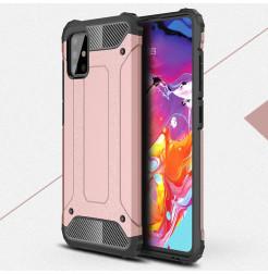 1051 - MadPhone Armor хибриден калъф за Samsung Galaxy A51
