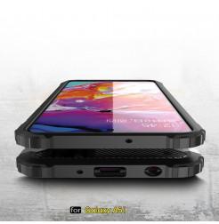 1054 - MadPhone Armor хибриден калъф за Samsung Galaxy A51