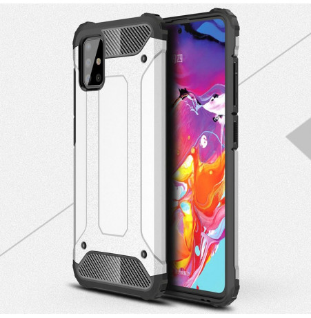 1057 - MadPhone Armor хибриден калъф за Samsung Galaxy A51
