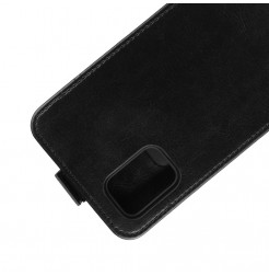 1063 - MadPhone Flip кожен калъф за Samsung Galaxy A51