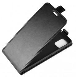 1064 - MadPhone Flip кожен калъф за Samsung Galaxy A51