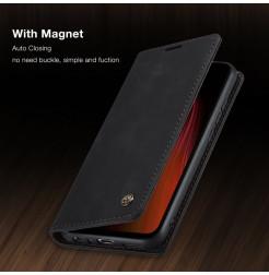 10748 - CaseMe премиум кожен калъф за Xiaomi Redmi Note 8
