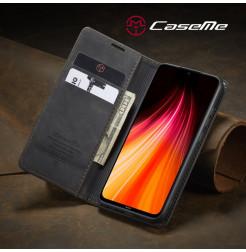 10751 - CaseMe премиум кожен калъф за Xiaomi Redmi Note 8