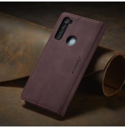 10758 - CaseMe премиум кожен калъф за Xiaomi Redmi Note 8