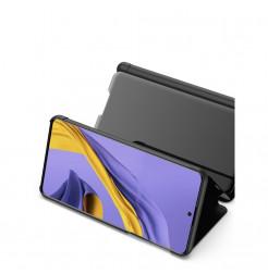 1076 - MadPhone ClearView калъф тефтер за Samsung Galaxy A51