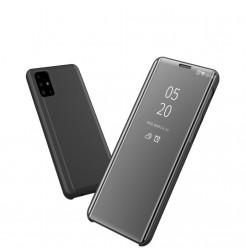 1077 - MadPhone ClearView калъф тефтер за Samsung Galaxy A51