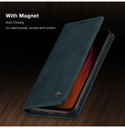 10772 - CaseMe премиум кожен калъф за Xiaomi Redmi Note 8