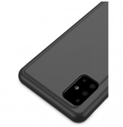 1078 - MadPhone ClearView калъф тефтер за Samsung Galaxy A51