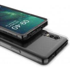 10786 - MadPhone супер слим силиконов гръб за Samsung Galaxy Xcover Pro