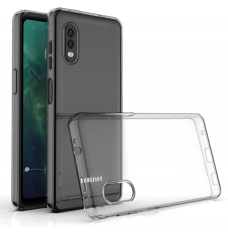 10788 - MadPhone супер слим силиконов гръб за Samsung Galaxy Xcover Pro