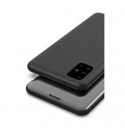 1079 - MadPhone ClearView калъф тефтер за Samsung Galaxy A51