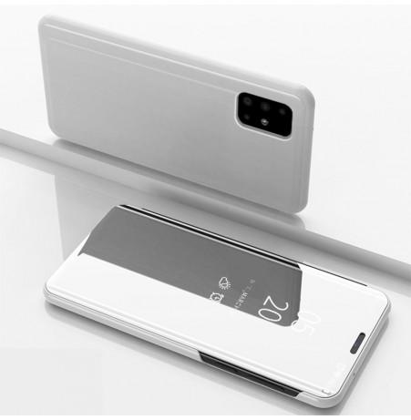1080 - MadPhone ClearView калъф тефтер за Samsung Galaxy A51