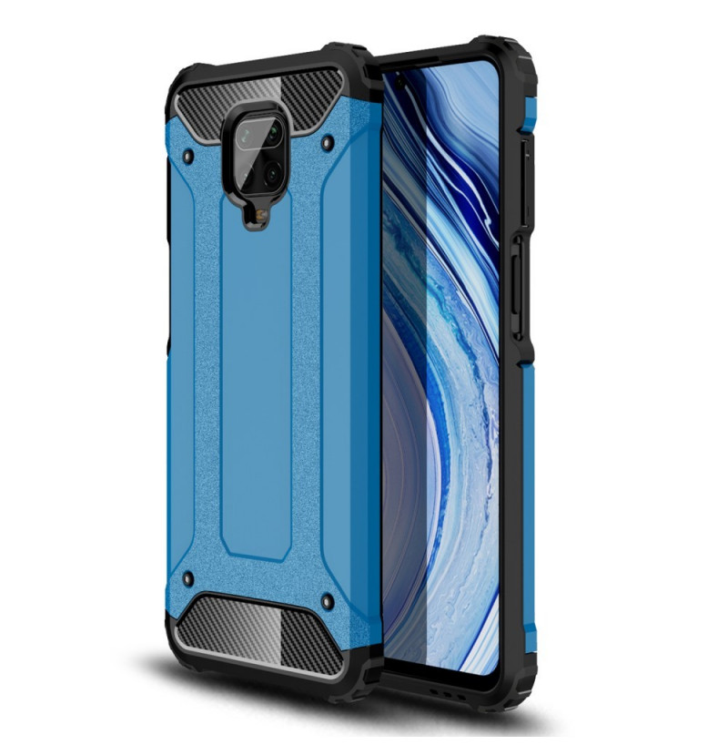 10842 - MadPhone Armor хибриден калъф за Xiaomi Redmi Note 9S / 9 Pro / Max