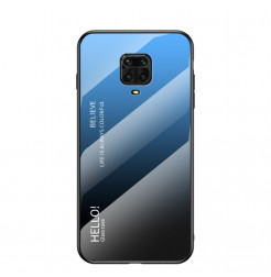 10875 - NXE Sky Glass стъклен калъф за Xiaomi Redmi Note 9S / 9 Pro / Max