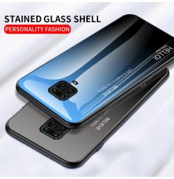 10876 - NXE Sky Glass стъклен калъф за Xiaomi Redmi Note 9S / 9 Pro / Max