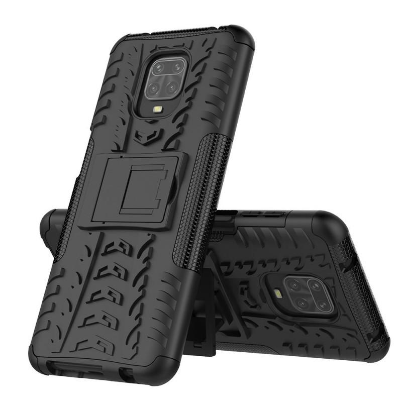 10883 - MadPhone Armada удароустойчив калъф за Xiaomi Redmi Note 9S / 9 Pro / Max