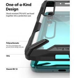 10990 - Ringke Fusion X хибриден кейс за Xiaomi Mi 10 / Mi 10 Pro