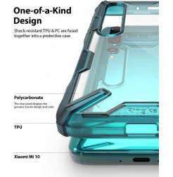 11014 - Ringke Fusion X хибриден кейс за Xiaomi Mi 10 / Mi 10 Pro