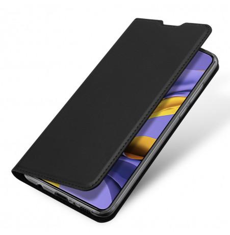 1102 - Dux Ducis Skin кожен калъф за Samsung Galaxy A51