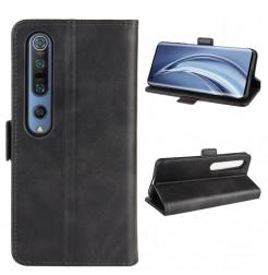 11026 - MadPhone Vintage кожен калъф за Xiaomi Mi 10 / Mi 10 Pro