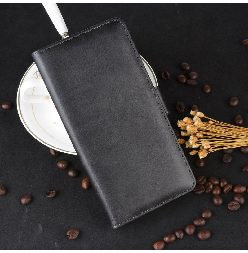 11027 - MadPhone Vintage кожен калъф за Xiaomi Mi 10 / Mi 10 Pro