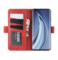 11034 - MadPhone Vintage кожен калъф за Xiaomi Mi 10 / Mi 10 Pro