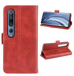 11036 - MadPhone Vintage кожен калъф за Xiaomi Mi 10 / Mi 10 Pro