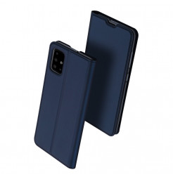 1109 - Dux Ducis Skin кожен калъф за Samsung Galaxy A51