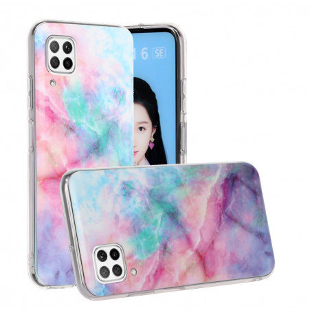 11120 - MadPhone Art силиконов кейс с картинки за Huawei P40 Lite