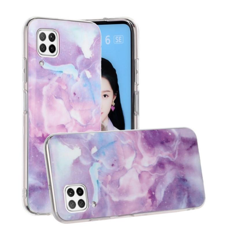 11125 - MadPhone Art силиконов кейс с картинки за Huawei P40 Lite