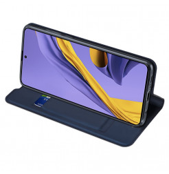 1113 - Dux Ducis Skin кожен калъф за Samsung Galaxy A51