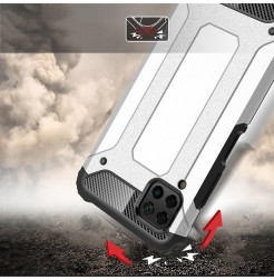 11193 - MadPhone Armor хибриден калъф за Huawei P40 Lite