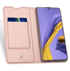 1123 - Dux Ducis Skin кожен калъф за Samsung Galaxy A51
