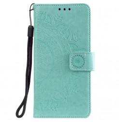 11263 - MadPhone кожен калъф с картинки за Huawei P40 Lite