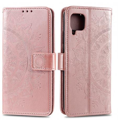 11272 - MadPhone кожен калъф с картинки за Huawei P40 Lite