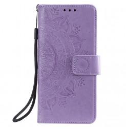 11279 - MadPhone кожен калъф с картинки за Huawei P40 Lite
