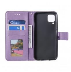 11281 - MadPhone кожен калъф с картинки за Huawei P40 Lite