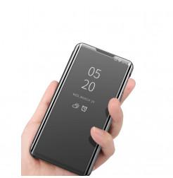 11288 - MadPhone ClearView калъф тефтер за Huawei P40 Lite